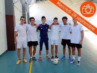 Championnat Futsal J1