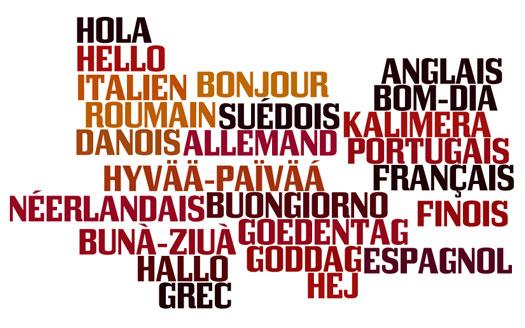 http://www.wordle.net/show/wrdl/8132594/Bonjour_en_douze_langues_europ%C3%A9ennes