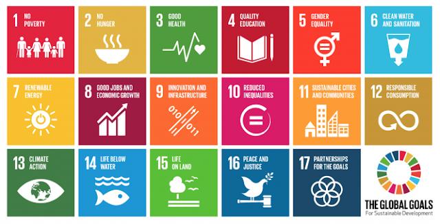 Agenda 30 Desarrollo Sostenible