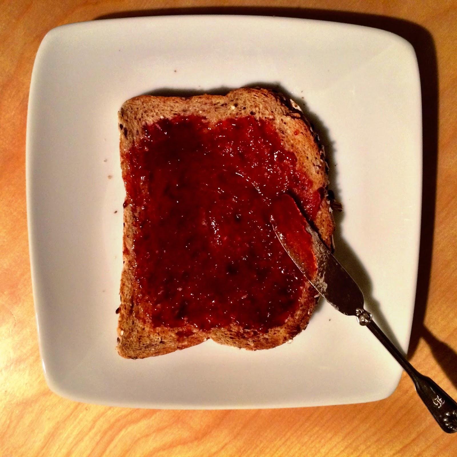 Highbush Cranberry Butter