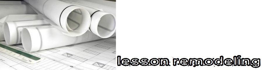 Lesson Remodeling