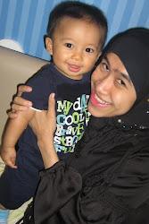Thaqif & Ibu