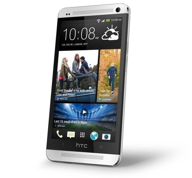 HTC One es el nuevo smartphone de HTC es presentado