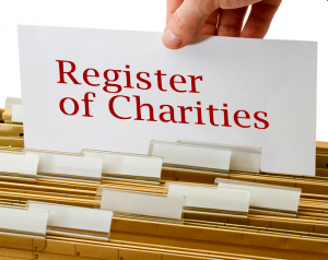 Register with Charity Commission