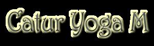 Catur Yoga Meiningdias