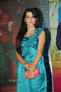 Actress-Deeksha-Panth-Stills-at-Billa-Ranga-Audio-Launch