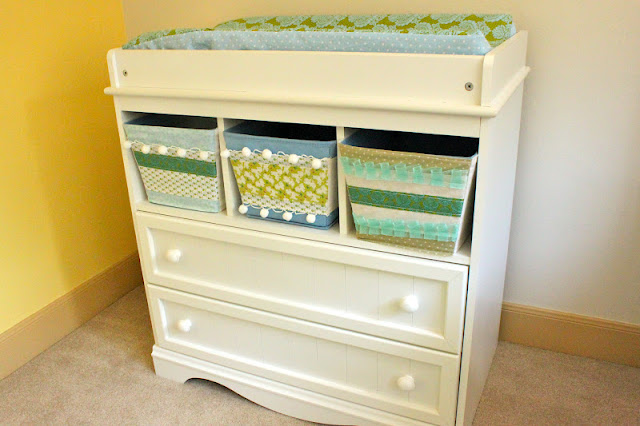 Slipcovers for Baskets