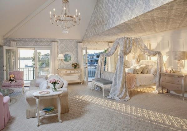 Dormitorios para niu00f1as tema princesas - Dormitorios ...
