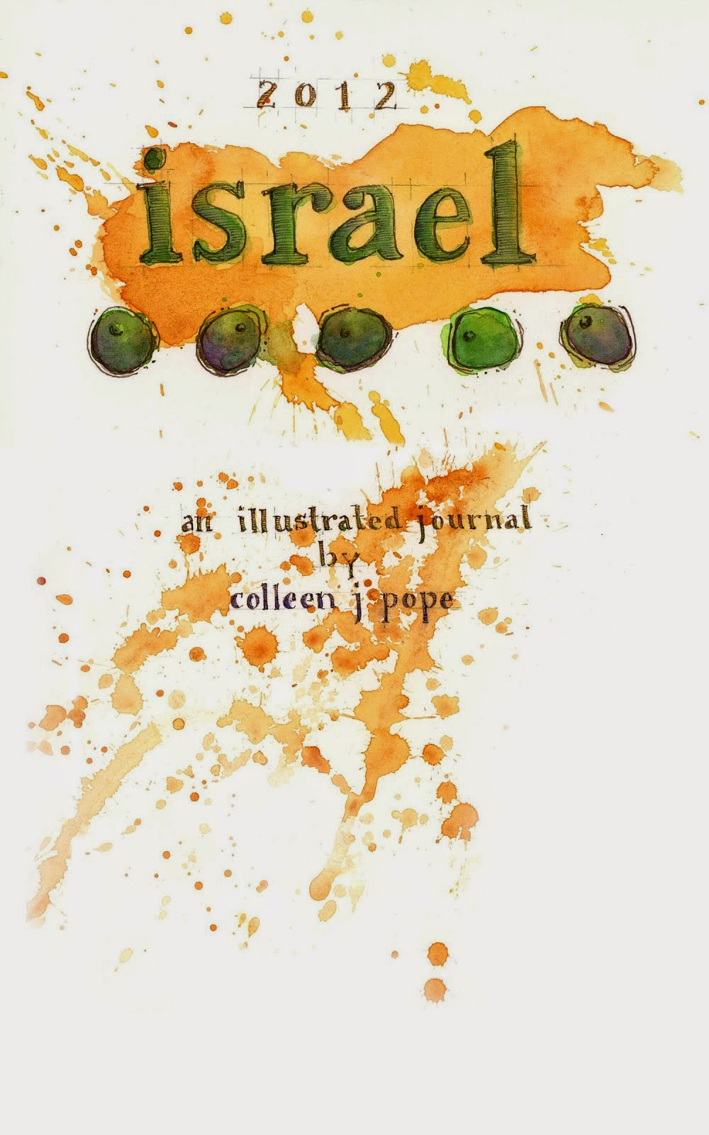 Israel, An Illustrated Journal