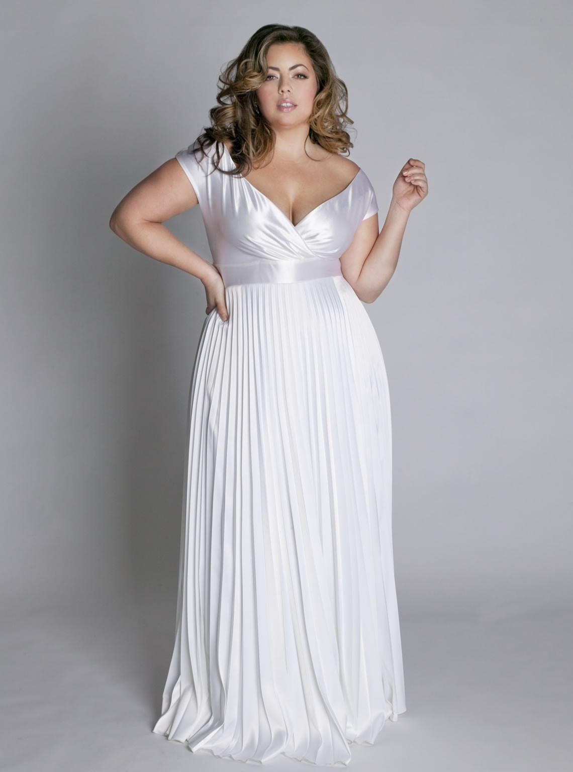 white dress pictures plus size white dresses for women