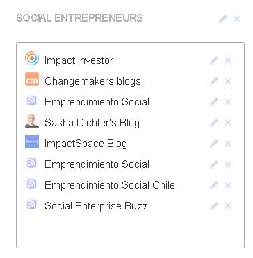 #Blog #Emprendedor #Social #Entrepreneur