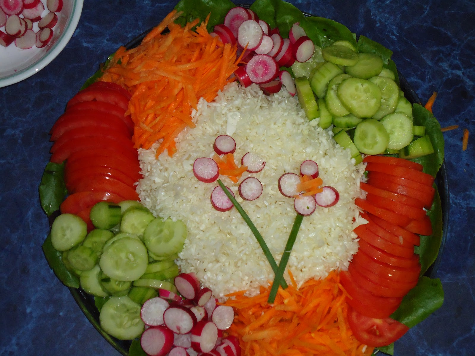 Decorating Ideas > The Chacogirl May Things ~ 224209_Cake Decorating Ideas Vegetables
