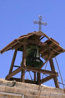 נצרת בתמונות: כנסיית גבריאל הקדוש, ידועה גם ככנסיית הבשורה היוונית-אורתודוקסית או כנסיית באר מרים