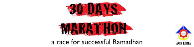 30 DAYS MARATHON