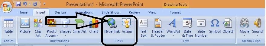 gambar Ikon Hyperlink