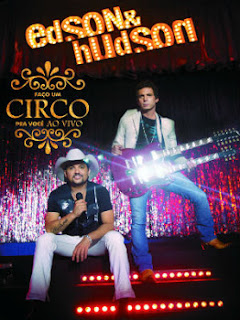 Baixar DVD Edson E Hudson: Faço Um Circo Pra Você   Ao Vivo