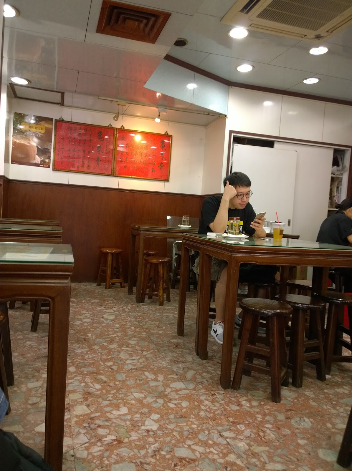 Lydia\'s Blog: Eats Week: Yuen Long\'s Hui Lau Shan Dessert House