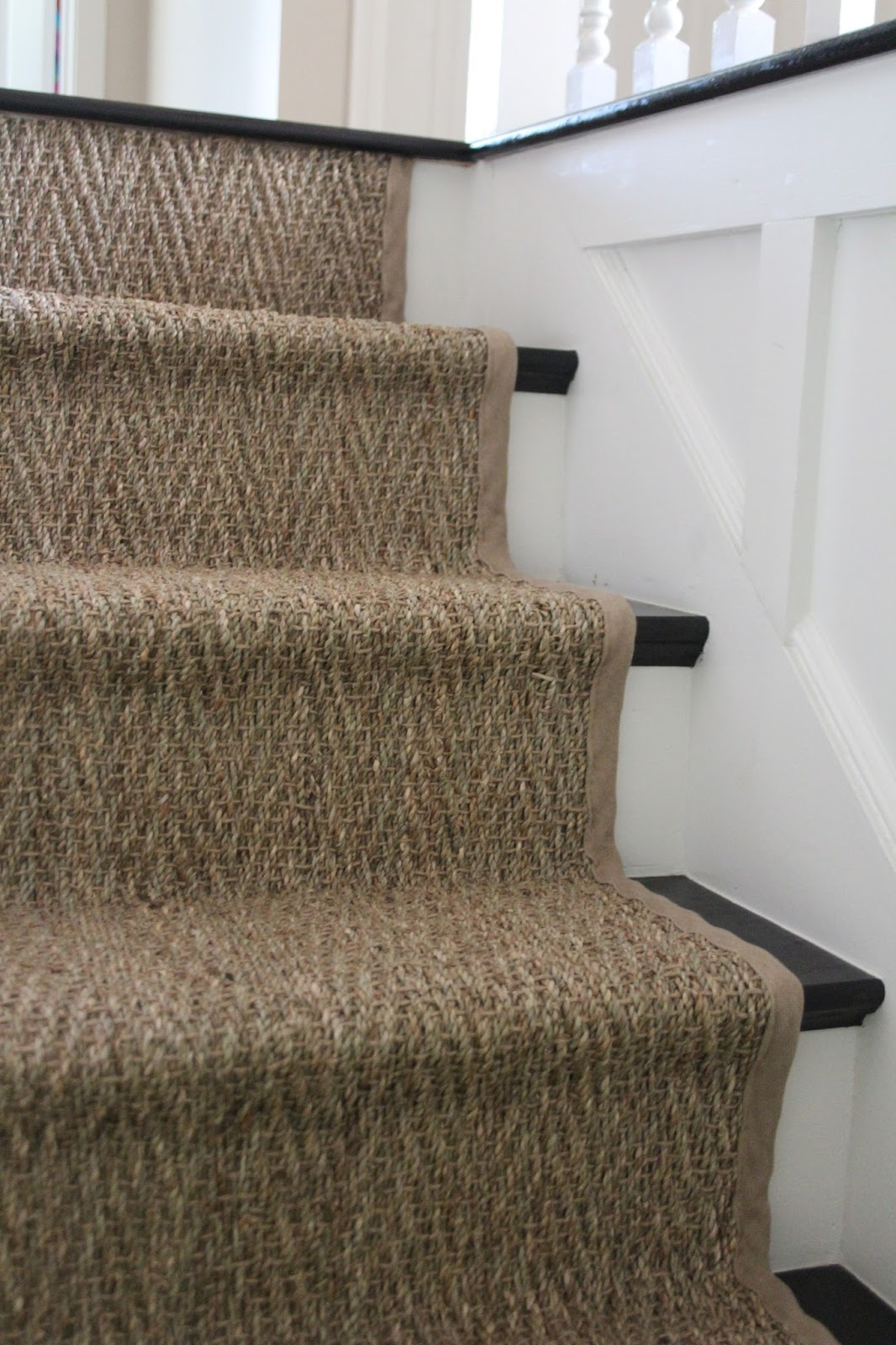 Seagrass Stair Runner Shine Your Light