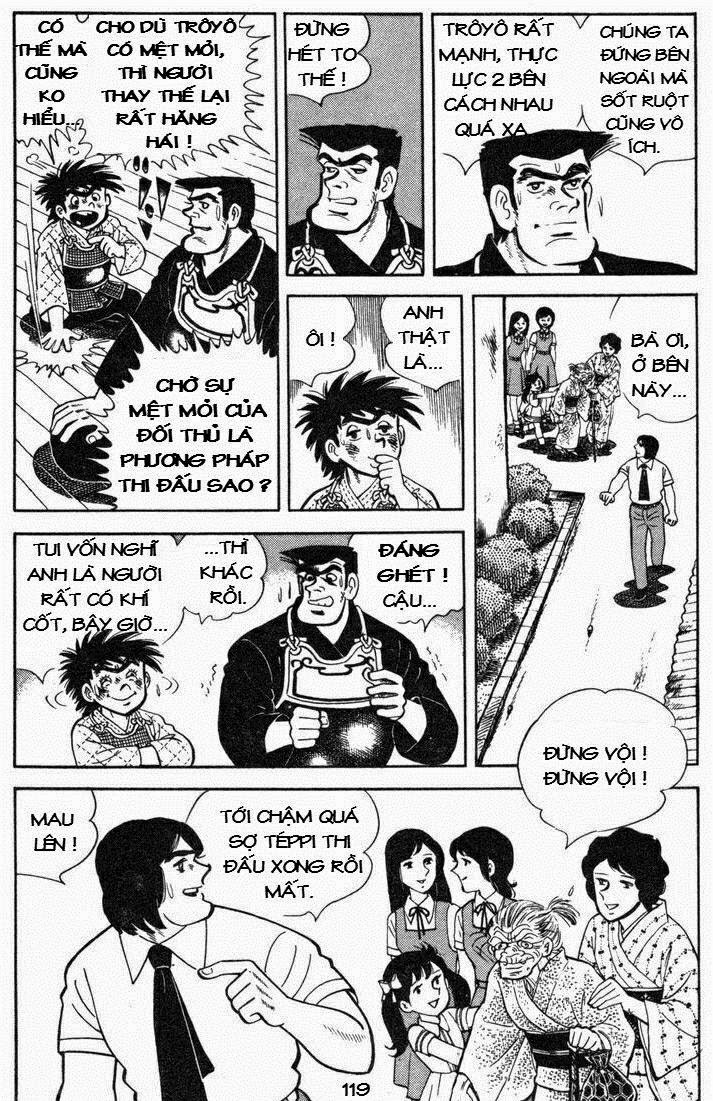 Siêu quậy Teppi chap 43 - Trang 39