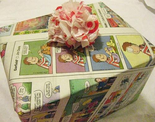 Tips para envolturas de regalos originales y ecol gicas - Envoltorios originales para regalos ...