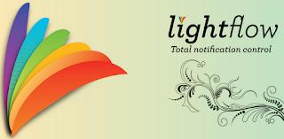 Notification ေတြကိုေရာင္စံုသတ္မွတ္ေပးႏိုင္တဲ့-Light Flow - LED&Notifications v3.6.109 APK