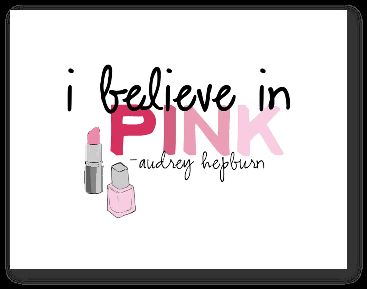 Craftivity Designs Day 9 I Believe In Pink
