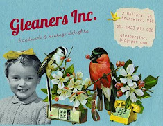 "My Bricks and Mortar Shop ""Gleaners Inc."""