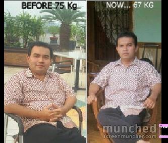 Obat penghilang lemak di perut