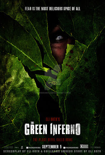 The Green Inferno ( 2015 )