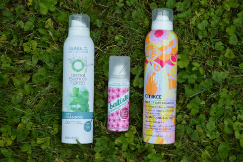 Dry Shampoo Tips, Tricks, and Recommendations | seriously-lovely.blogspot.com