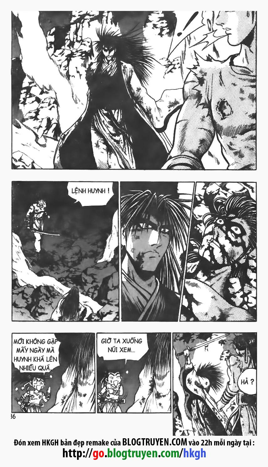 Hiệp Khách Giang Hồ chap 106 page 11 - IZTruyenTranh.com