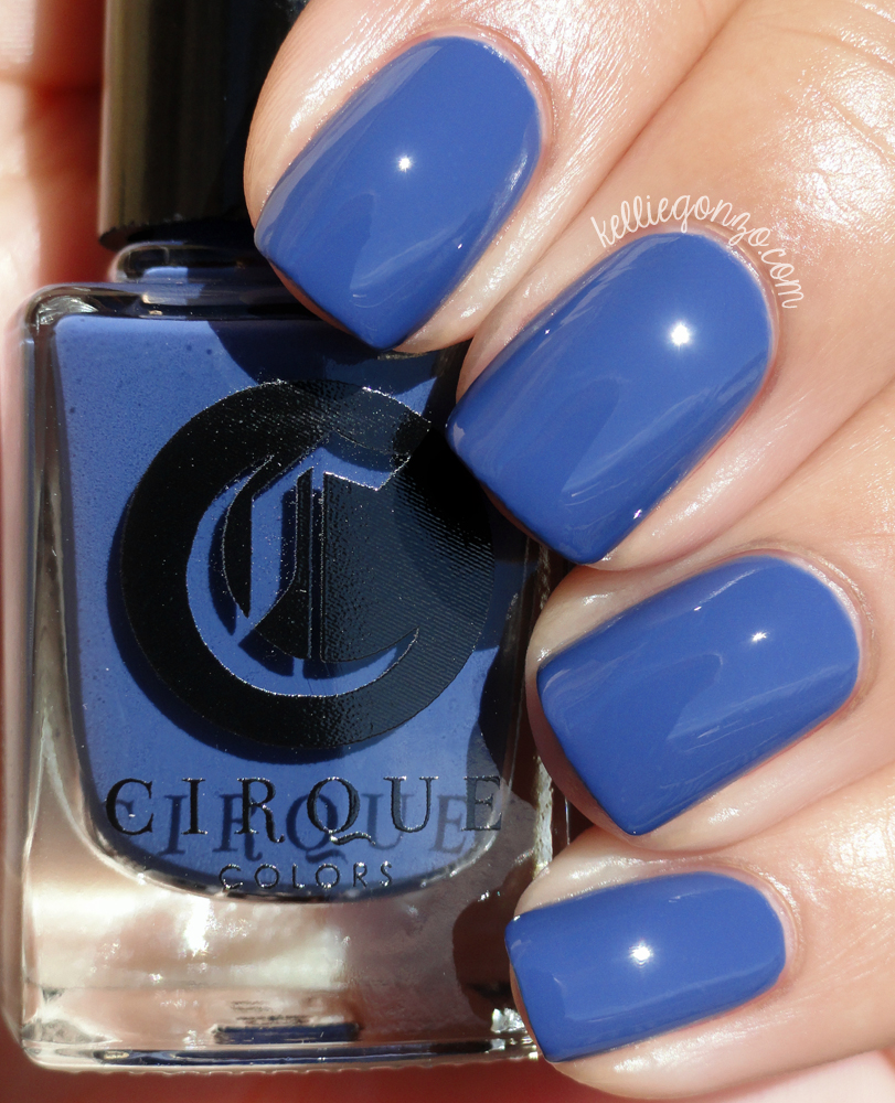 Cirque Colors Hudson Metropolis Collection