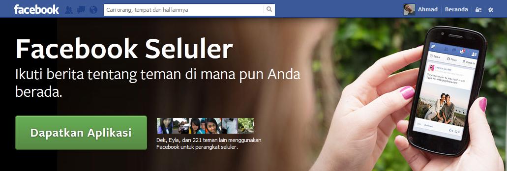 Download aplikasi terbaru facebook