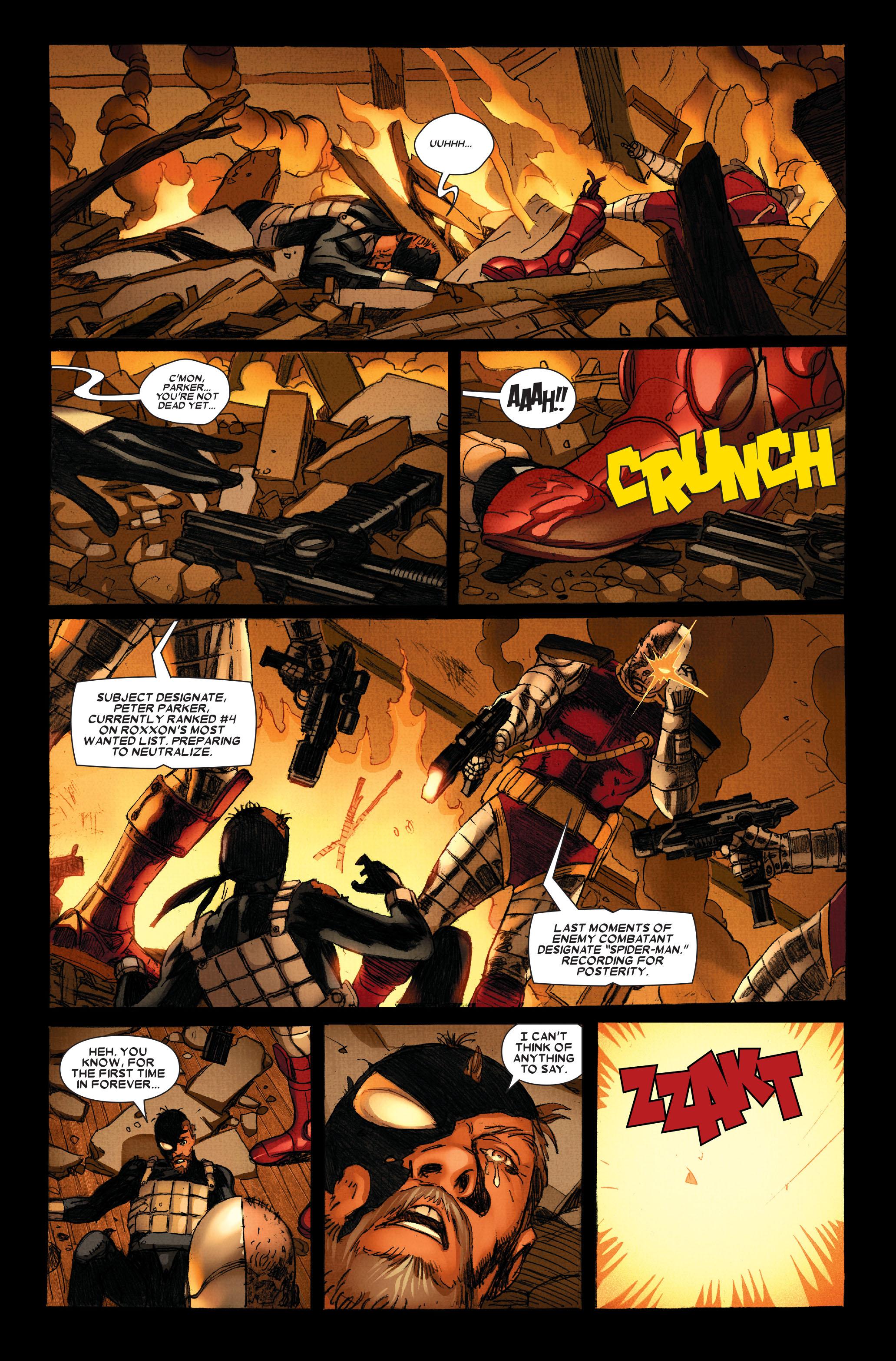 Wolverine: Weapon X #13 #4 - English 7
