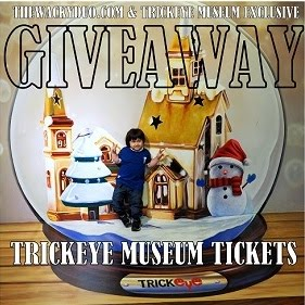 Trickeye Museum Giveaway (Coming Soon!)