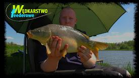 Metoda na łowisku komercyjnym- 20 karpi i 9 leszczy w kilka godzin