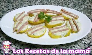 patatas cocidas