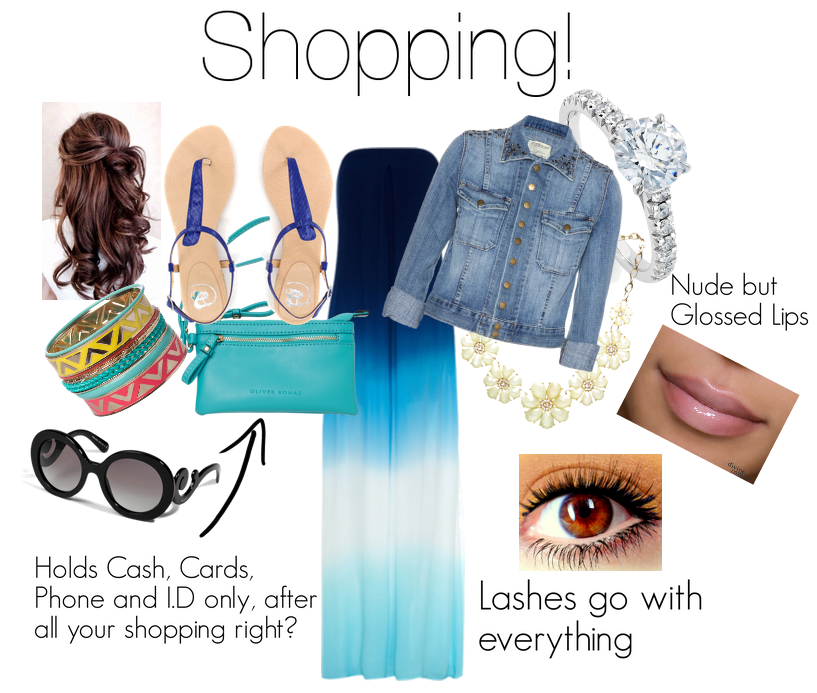 Lunch date, Shopping, Fashion themakeupsquid.com