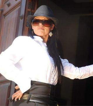 """Irma Celaya  """"LA YAQUI.."""".conductora y productora"""