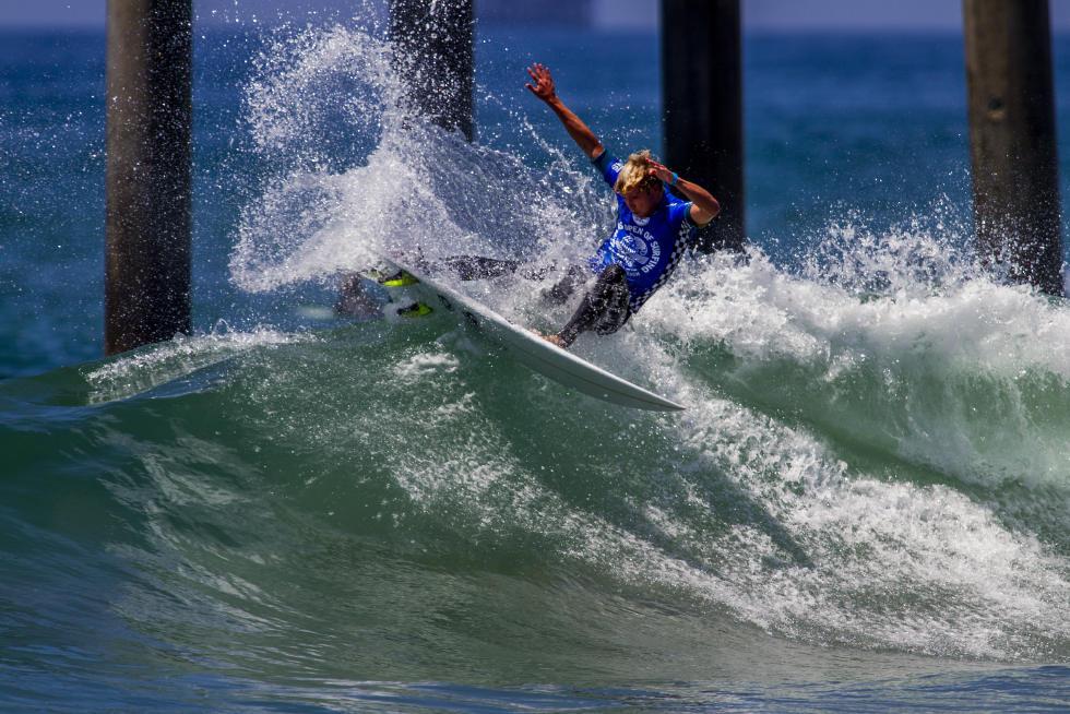2 Tanner Hendrickson HAW Vans US Open of Surfing Foto WSL Sean Rowland