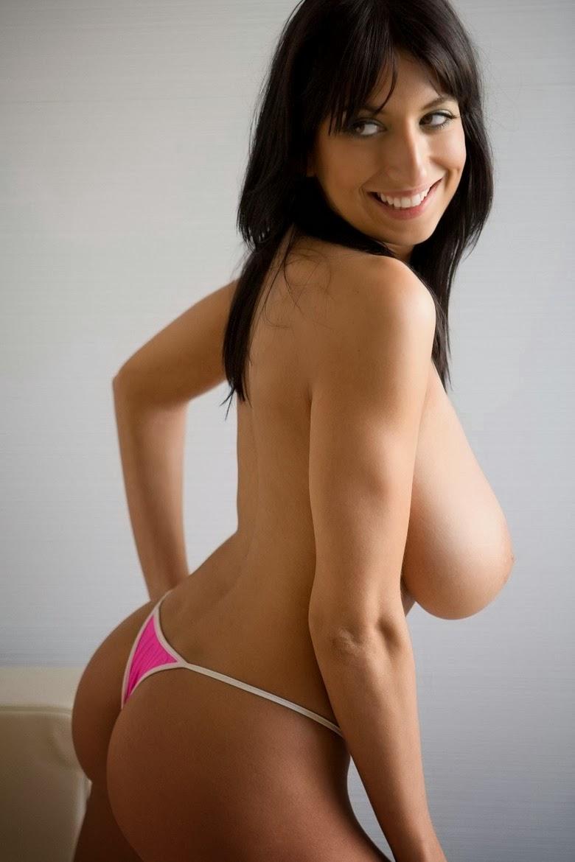 Jana defi pink bikini