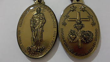 Jacarei, 7th MAY, 2011 - REVELATION OF THE MEDAL OF THE LOVING HEART OF SAINT JOSEPH