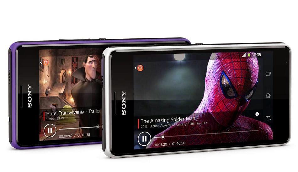 Sony Xperia E1 HP Smartphone Terbaik