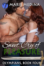 Sweet Cry of Pleasure (Olympians 4)