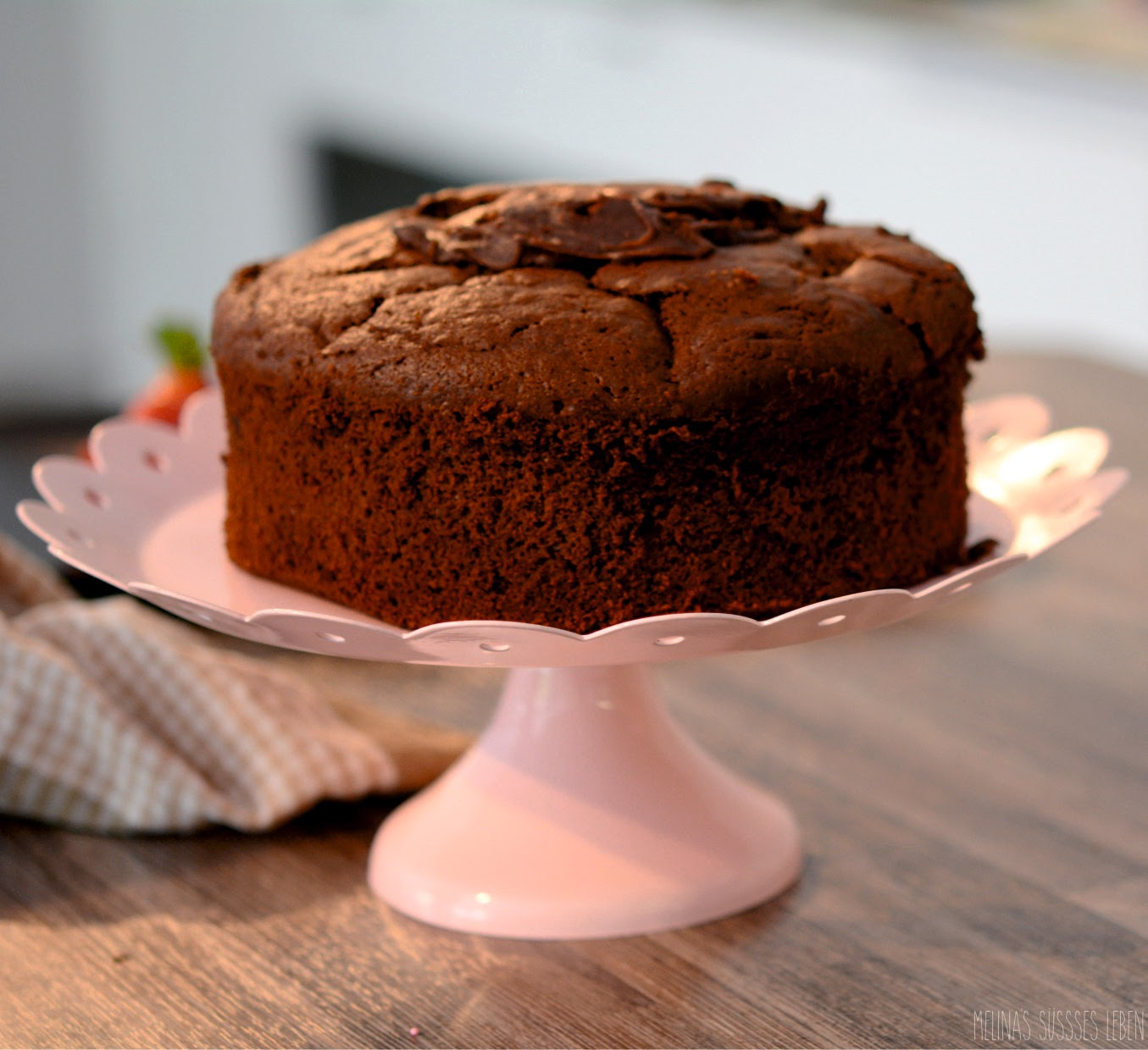 melina 39 s s es leben saftiger schokoladenkuchen mein rezept im radio. Black Bedroom Furniture Sets. Home Design Ideas