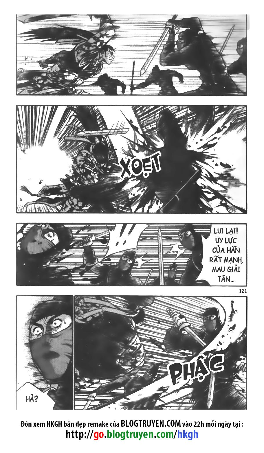 Hiệp Khách Giang Hồ chap 329 page 12 - IZTruyenTranh.com