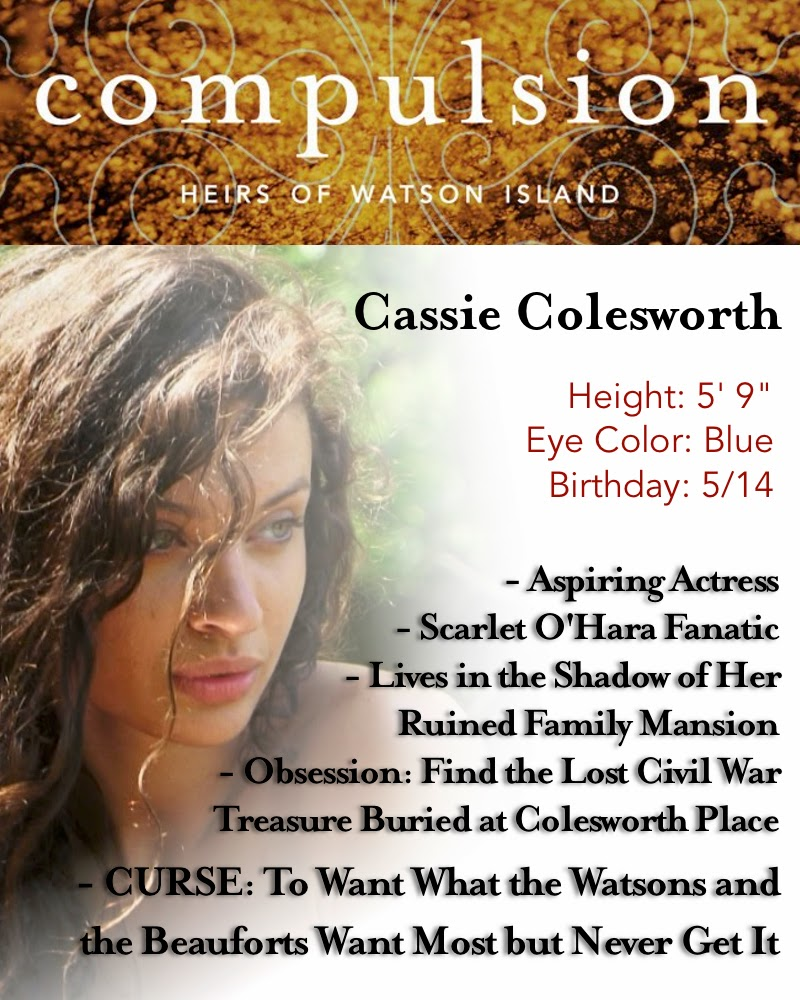 Cassie Character Card