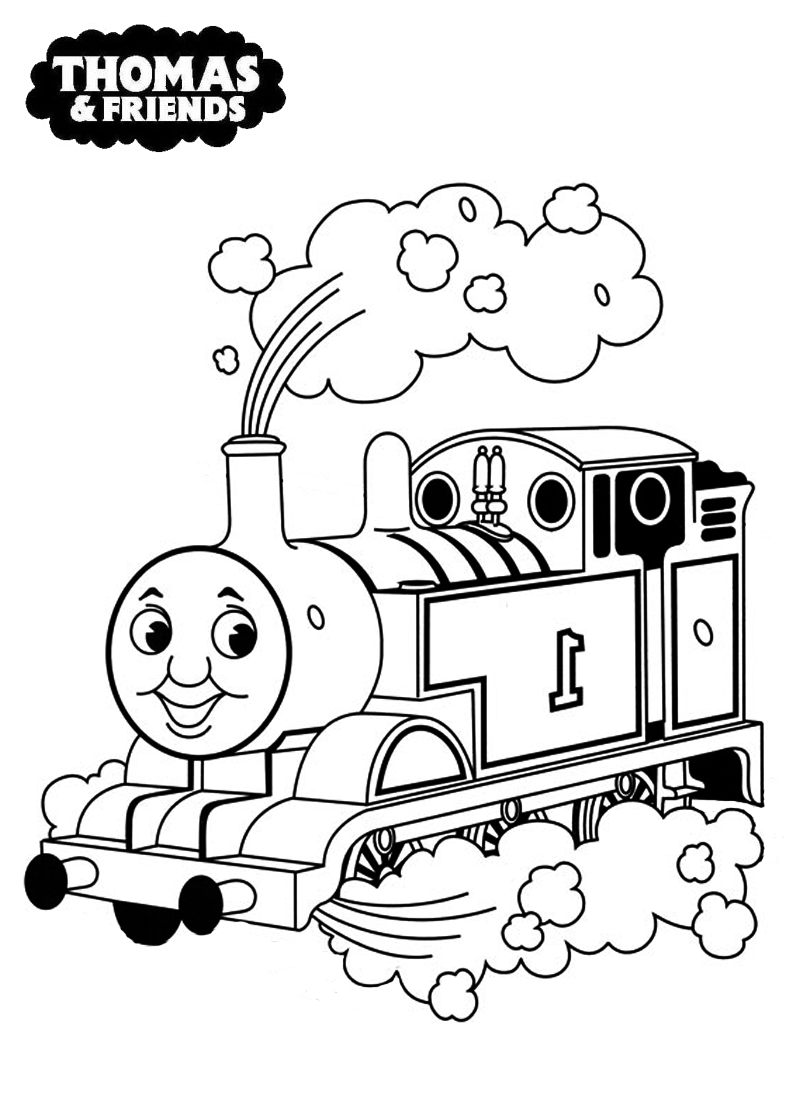 free printable thomas coloring pages tomas tanaka