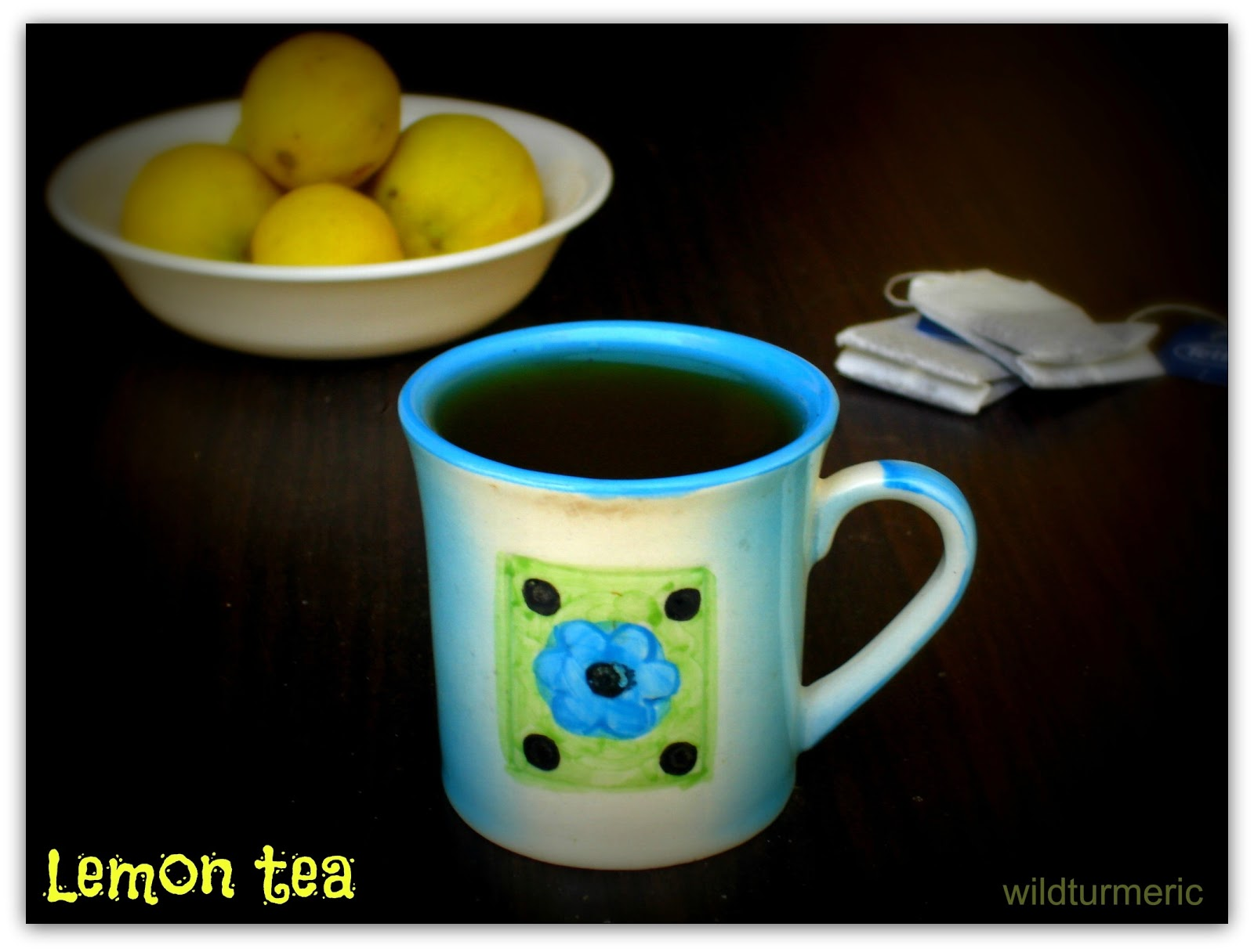 Tea For Diarrhea: Treat Diarrhea With Black Tea | Lemon Tea