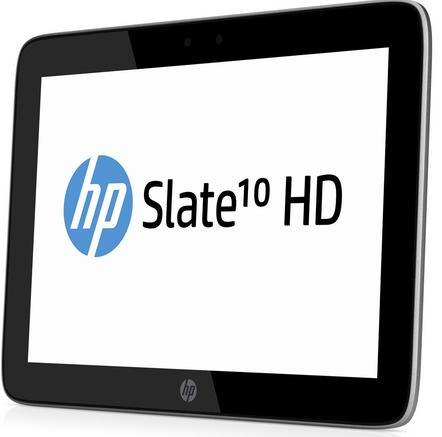 HP Slate10 HD - Full tablet specifications/SPECS